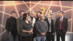 Свабода на Белсаце, 19.12.2009. Віншаваньне