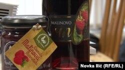 Domaćinstvo Danila Pavloviča iz Črnomilja pravi vino od maline