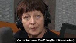 Катерина Кашук, мати заарештованого сімферопольця Дениса Кашука