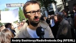 Сергій Лещенко, заступник головного редактора інтернет-видання «Українська правда»