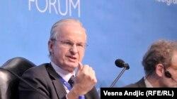 Christian Danielsson, generalni direktor u komesarijatu EU za proširenje