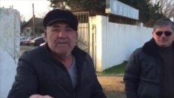 """Lənkəranda etiraz. """"Bizi çək, İlham Əliyevə göstər"""""""