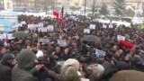Protests In Kosovo After France Detains Former Prime Minister