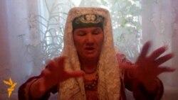 Татар даамы: чак-чак