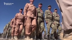 Kyrgyzstan Hosts Military Drills With Russia, China