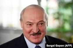 Претседателот на Белорусија Александар Лукашенко