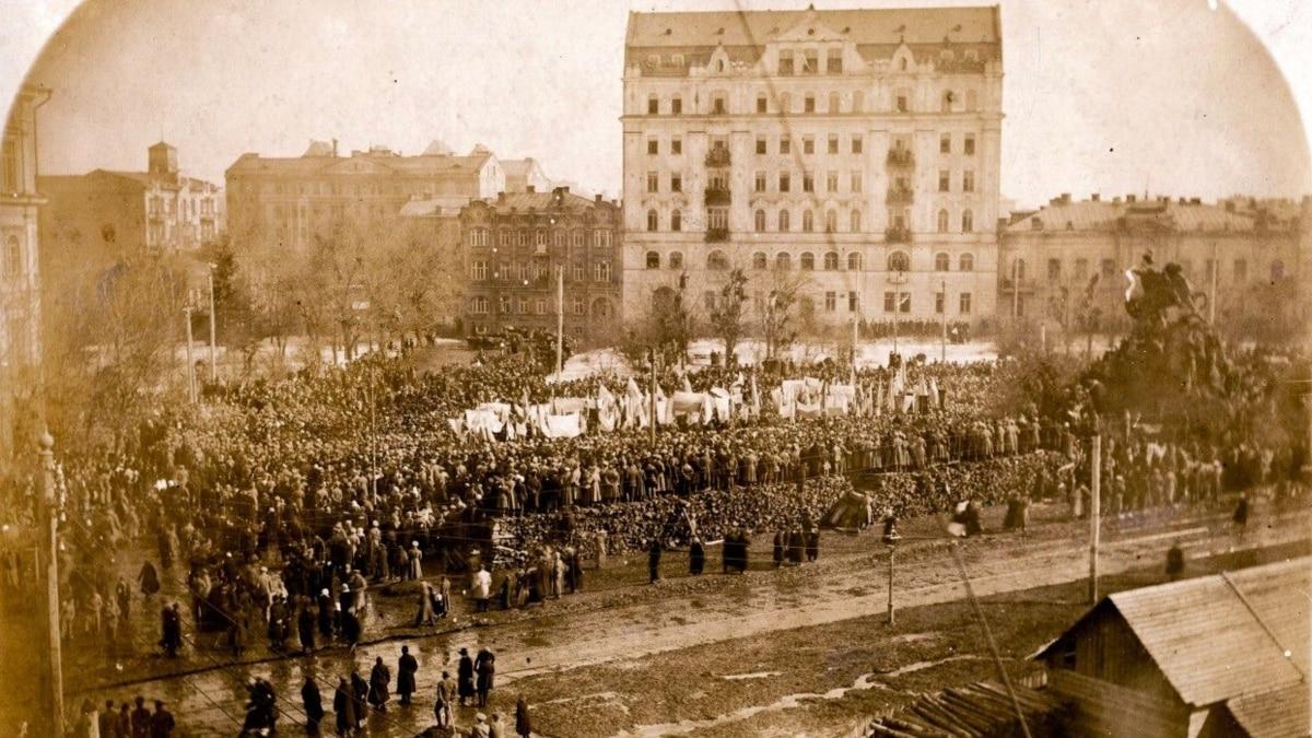 Украинские учредительное собрание – идея-фикс Украинской революции 1917-1921 годов