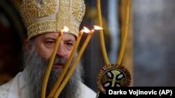 Temeljni ugovor će u ime SPC potpisati patrijarh Porfirije (na fotografiji), februar 2021.