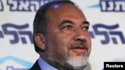 Поранешниот шеф на израелската дипломатија Авигдор Либерман.