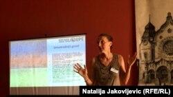 Neophodno sistemski pristupiti rešavanju problema očuvanja baštine: Viktorija Aladžić