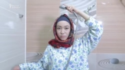 Кыргыз коому сындаган хижаб