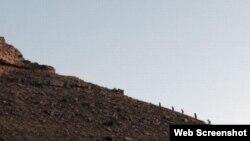 """Scena iz filma """"Iza brda"""""""
