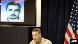 پاتريك دريسكول، از سخنگويان ارتش آمريكا گفته است: ابوقشواره هدايت تروريست هاى خارجى را به داخل خاك عراق بر عهده داشت.(عکس: AFP)