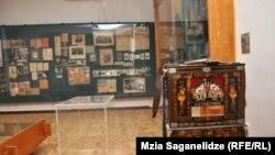 იოსებ გრიშაშვილის ბიბლიოთეკა-მუზეუმის ექსპონატები