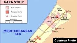 به گفته ارتش اسرائیل، در روزهای گذشته حدود یکصد راکت از غزه به سوی خاک اسرائیل شلیک شد