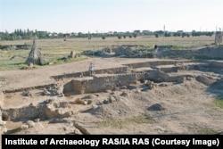 Iskopavanja u Kara Tobi, 2020. godina.
