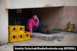«Тайна» біля пункту прийому вторсировини у підвалі висотки
