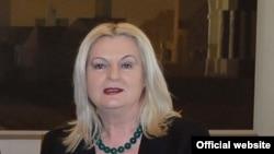 Zëvendëskryeministrja Kosovës, Edita Tahiri