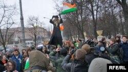 К недавнему дню святого Патрика в Минске отнеслись с гораздо большим пиететом, чем к оппозиционному Дню Воли