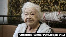 Теодозия Кобылянская, архивное фото