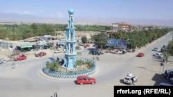 Logar Province capital Pul Alam.
