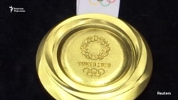 Олимпиада медалы таштандыдан жасалат