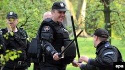 Польские полицейские умеют посмеяться