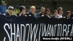 Protest Žena u crnom