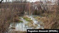 Последствия разработки карьеров с целью добычи песка в Ставропольском крае
