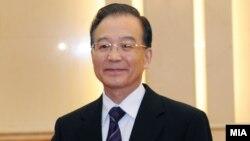 Қытай премьер-министрі Вэнь Цзябао. Пекин, 15 мамыр 2012 жыл.