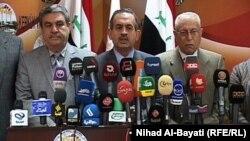أعضاء في لمجموعة التركمانية بمجلس محافظة كركوك
