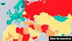 ۱۰مین گزارش سالانه انستیتوی اقتصادوصلح در حالی منتشر میشود که ایران با پنج پله صعود، رتبه ۱۳۳مین کشور صلحطلب جهان را کسب کرده