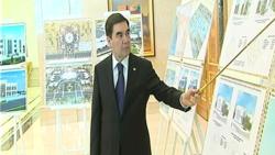 Türkmenistan jaý edinmegiň iň çylşyrymly döwründe gurluşyk pudagynyň 'gülläp ösendigini' gaýtalaýar