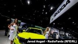 نمایشگاه خودروی پاریس: غولهای اروپایی و رقبای آنها