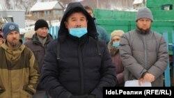 Глава сельского поселения Ташлинский сельсовет Ильяс Хасанов