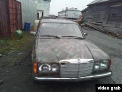 Машины, восстановленные Александром Анисимовым