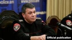 Бывший начальник Полиции Армении Владимир Гаспарян