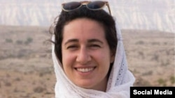 Niloufar Bayani, an environmentalist who is serving a 10-year sentence in Iran has spoken up about the physical and psychological tortures she has been subjected to. FILE PHOTO