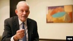 Извршниот директор на УНИЦЕФ Ентони Лејк