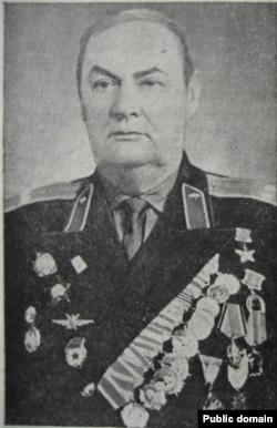 Герой СССР Абдураим Решидов