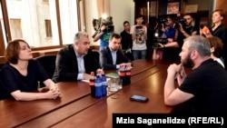 Глава комиссии Серги Капанадзе настроен решительно, его не пугают первые трудности