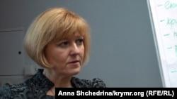 Главный редактор сайта Центр Журналистских расследований Валентина Самар