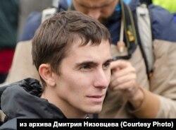 Журналист Дмитрий Низовцев