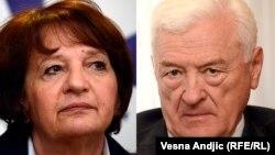 Vesna Rakić - Vodinelić i Zoran Ivošević