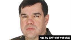 Председатель комитета государственной безопасности (КГБ) Беларуси Валерий Вакульчик.