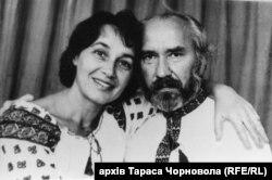 Зеновій Красівський і Олена Антонів-Красівська