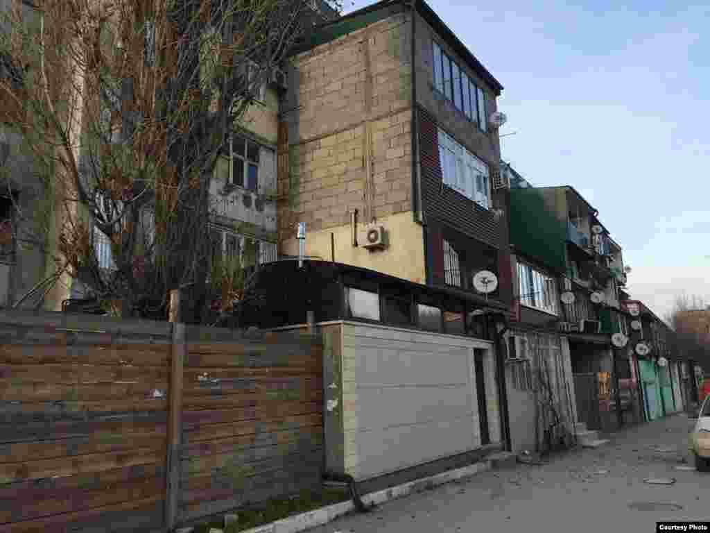 Дом на ул. Агасиева
