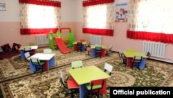 Детский сад в Алайском районе. Иллюстративное фото.