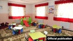 Детский сад, Кыргызстан