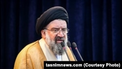 احمد خاتمی، امام جمعه تهران